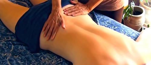 リンパmassage