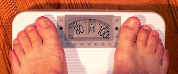 太りやすい体質