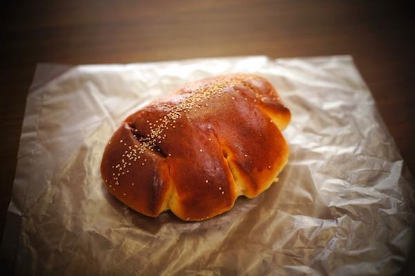 ファンファーレのクリームパン