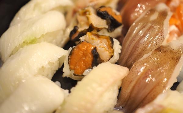 もりもり寿司サザエ